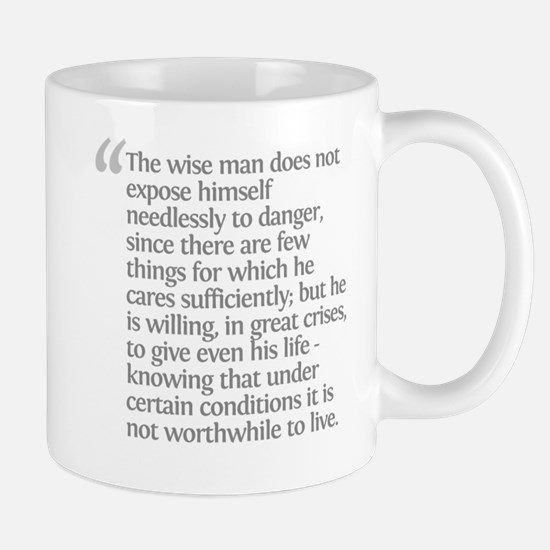 Aristotle The wise man Mug