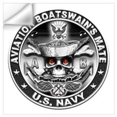 USN Aviation Boatswain's Mate Wall Art Wall Decal