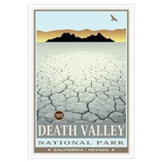 National Parks - Death Valley 3 Wall Art Framed Print
