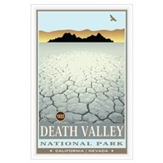 National Parks - Death Valley 3 Wall Art Poster