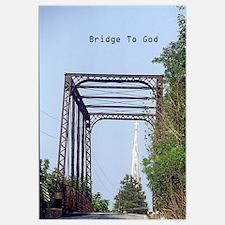 Batesville Iron Bridge Wall Art