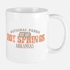 Hot Springs National Park AK Mug