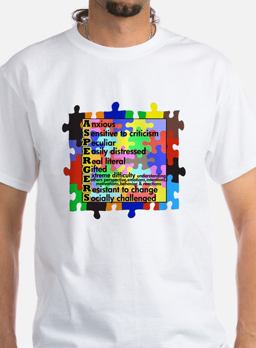 Cute Autistic syndrome Shirt
