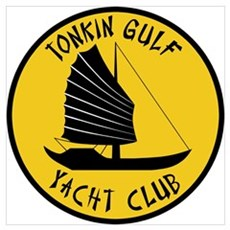 Tonkin Gulf Yacht Club Wall Art Framed Print