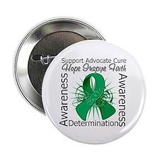 "Liver Cancer Hope Inspiring 2.25"" Button (100 pack"