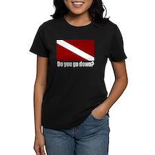 Do you go down for black T-Shirt