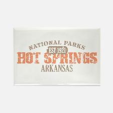 Hot Springs National Park AK Rectangle Magnet
