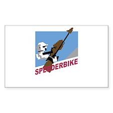 Speederbike (Star Wars / Nintendo) Decal