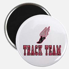 Track Team Magnet