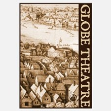 The Globe Theatre Wall Art