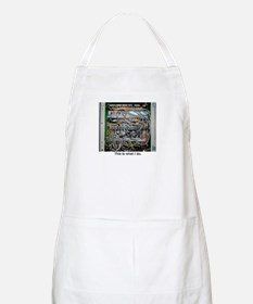 """What I Do"" BBQ Apron"