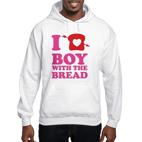 HG Boy with the bread Hooded Sweatshirt