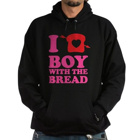 HG Boy with the bread Hoodie (dark)