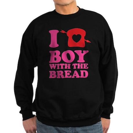 HG Boy with the bread Sweatshirt (dark)