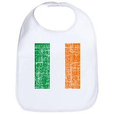 Vintage Irish Flag Bib