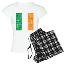 Vintage Irish Flag Pajamas