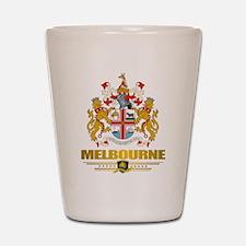 """Melbourne COA"" Shot Glass"