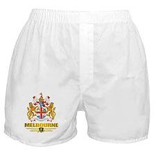 """""""Melbourne COA"""" Boxer Shorts"""