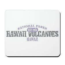 Hawaii Volcanoes Nat Park Mousepad