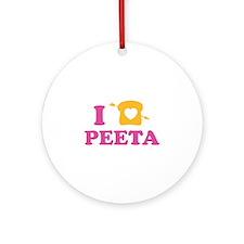 HG Peeta Ornament (Round)