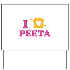 HG Peeta Yard Sign