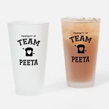 HG Team Peeta Drinking Glass