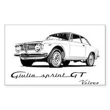 Giulia Sprint GT Veloce Decal