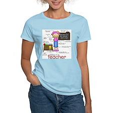 anatomy of a teacher T-Shirt