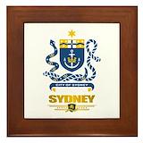 Sydney Framed Tiles