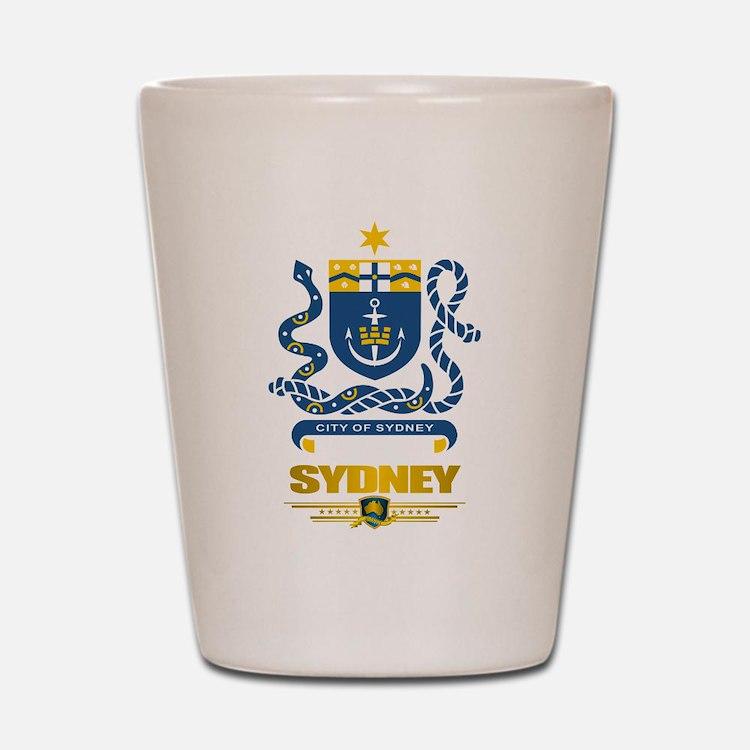 """""""Sydney Australia"""" Shot Glass"""