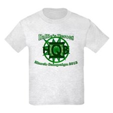Hallie's Kids March Campaign GL Light T-Shirt