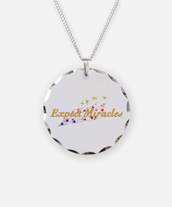 Expect Miracles Necklace
