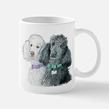 Two Poodles Mug
