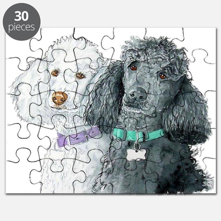 Two Poodles Puzzle