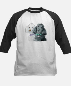 Two Poodles Tee