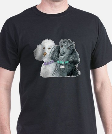 Two Poodles T-Shirt