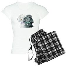 Two Poodles Pajamas