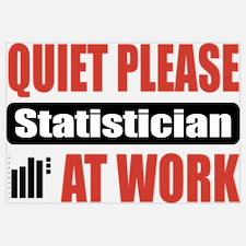 Statistician Work Wall Art