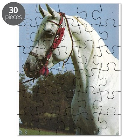 Arabian Stallion Puzzle