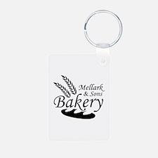 HG Mellark Bakery Keychains