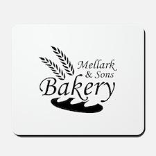 HG Mellark Bakery Mousepad