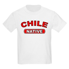 Chile Native Kids T-Shirt