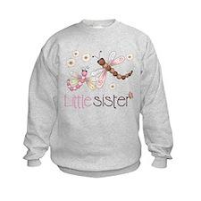 Little Sister Dragonfly Sweatshirt