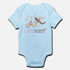 Little Sister Dragonfly Infant Bodysuit
