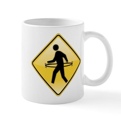 Pedestrian Hula Hooping, SCI Mug