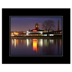 Titletown Brewery 1 16x20 Poster Framed Print