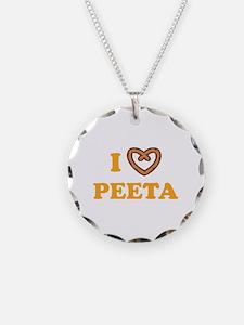 HG I love Peeta Necklace