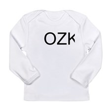 Cute Lake of the ozarks ozk Long Sleeve Infant T-Shirt