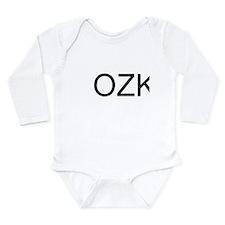 Cute Lake of the ozarks Long Sleeve Infant Bodysuit