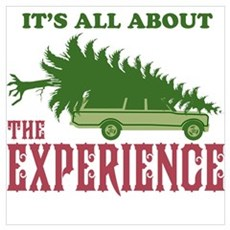 The Experience Wall Art Poster